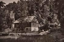 Jak jsme žili - historie Národní přírodní památky Peklo u Zahrádek