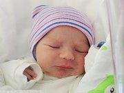 Rodičům Janě Hřebenové a Miloši Merklovi z Kravař se v pondělí 29. ledna v 18:02 hodin narodil syn Šimon Merkl. Měřil 48 cm a vážil 3 kg.