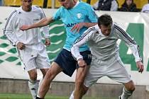 Fotbalisté českolipského Arsenalu přivezli bezbrankovou remízu z Blšan.