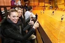 Nejkrásnějšími fanynkami se chlubí futsalisté z Reas Česka Lípa. Je s nimi spojená například Kateřina Průšová.