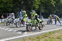 Pro děti od 6 do 12 let je určená akce Supermoto Academy, která se uskuteční příští pondělí 28. září na autodromu v Sosnové u České Lípy.