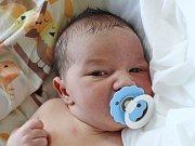 Mamince Anně Džudžové z Volfartic se v pátek 11. května v 17:11 hodin narodil syn Štěpán Džudža. Měřil 51 cm a vážil 3,99 kg.