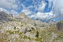 Z Prokletých hor do Albánie.