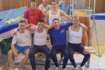 Petr Grulich, Jakuba Kubíček, Jiří Salát, Karel Krátký, Petr Weinhold a Jiří Jonáš.