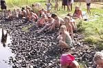 Kromě zpěvu si děti ze všech oddělení sboru užily nespočet her, soutěží a volnočasového i sportovního programu.