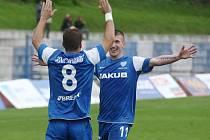 Arsenal Česká Lípa - MFK Chrudim 1:0 (1:0).