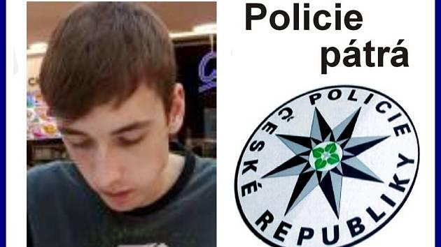 Policie pátrá po Patriku Dědičovi z Doks