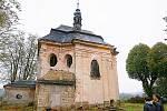 Kaple je v současnosti po vysekání křoví krásně vidět. Pořádek chce obec udržovat okolo objektu i nadále.