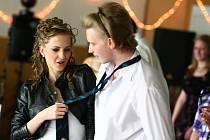 5. žákovský ples na ZŠ Sever se konal v roce 2011.
