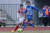 Arsenal Česká Lípa - SK Český Brod 0:1 (0:0).