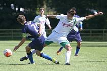 FC Nový Bor - FK Turnov 1:1 (1:0).