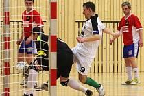Druholigoví futsalisté FC Démoni Česká Lípa hrají v sobotu od 20.30 s Hradcem Králové.
