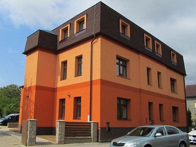 Nové sídlo mimoňského úřadu práce.