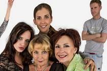 V hlavních rolích se představí například Kristýna Leichtová, Ilona Svobodová nebo Eva Lecchiová.