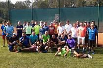 V sobotu 12. září se ve Cvikově odehrál v pořadí již 6. turnaj ze soutěžní série Tennis Family Tour 2020.