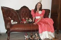 Zdena Dařílková z České Lípy je zakladatelkou Princeznina pohádkového divadla, které má zázemí na zámku v Horní Libchavě.