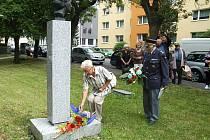 Město Česká Lípa uctilo u příležitosti Dne památky obětí komunistického režimu odkaz Milady Horákové a generála Heliodora Píky.