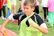 14.ročník běhu Emila Zátopka se konal na hřišti nesoucí jeho jméno u Základní školy v Zákupech. Děti prvního stupně běží dvacet pět štafet na čtyřech dráhách po 200 metrech, což dává dohromady pět kilometrů, jednu z disciplín ve které Zátopek vynikal. Let