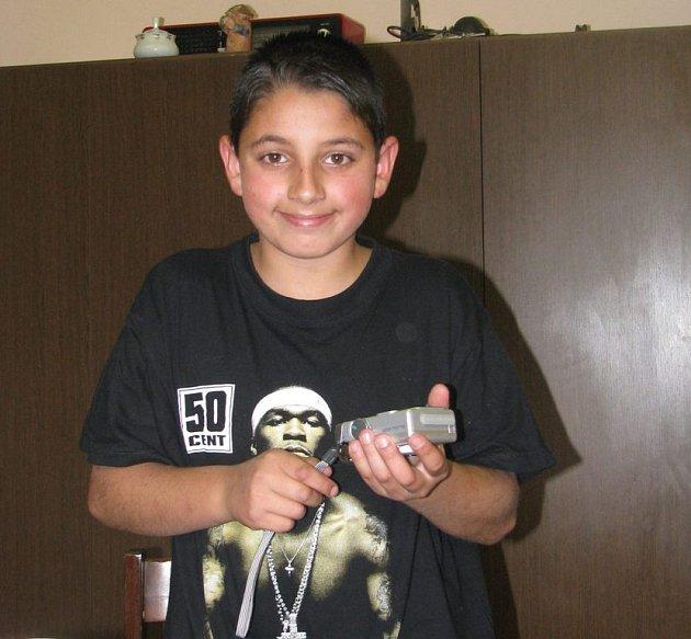 Dvanáctiletý Ivan Miškovič se za podpory své maminky rozhodl účastnit projektu Deníku a nafilmovat život rodiny.