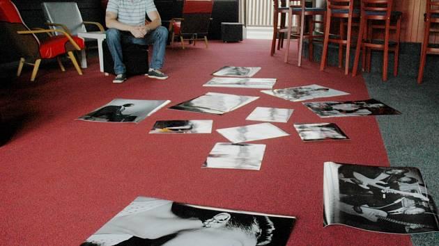 """Koncert """"naslepo"""" se uskuteční v novém jazzovém klubu U bílýho černocha v kulturním domě Crystal v České Lípě."""