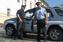 Dovolat se na pevnou telefonní linku Městské policie v Novém Boru bylo během uplynulého víkendu nemožné.