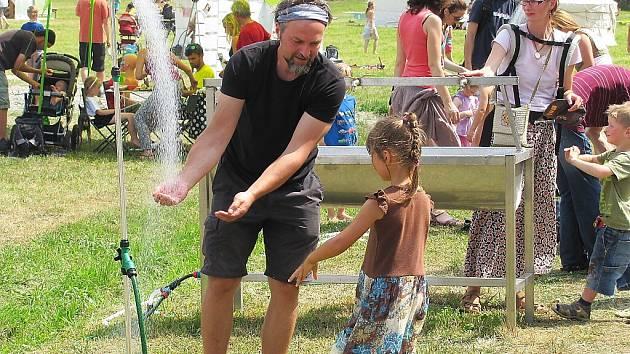 Program Festivalu jurt byl bohatý a různorodý.