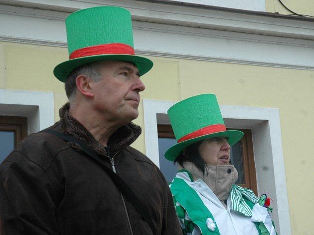 STEZKU HASTRMANŮ otevřeli po zimě v Brništi.