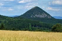 Lužické hory.