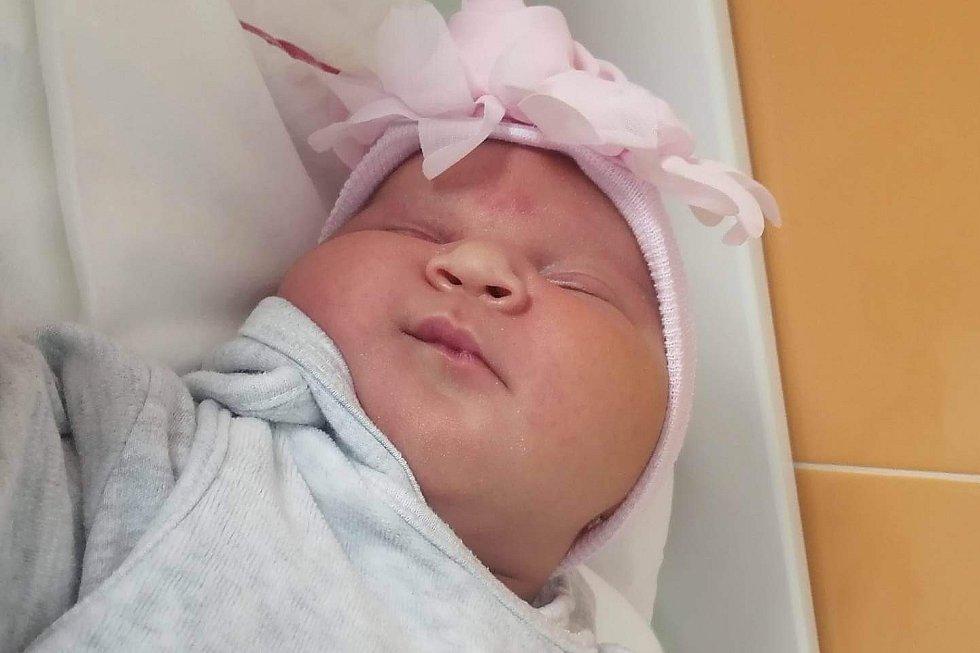 Rodičům Valerii a Ladislavovi Greslovým z Ploužnice se v úterý 20. října v 16:41 hodin narodila dcera Eliška Greslová. Měřila 52 cm a vážila 4,30 kg.