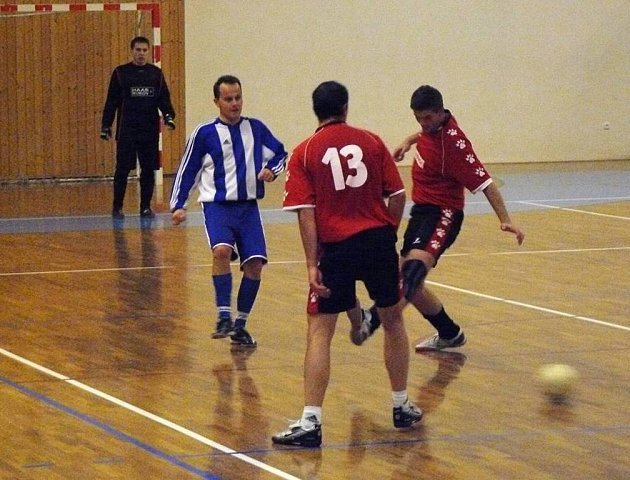 Českolipský tým F.A Zole přehrál futsalisty Jablonce a zvítězil 4:1.