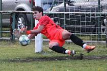 Dubice - Arsenal B 2:3 na penalty. Při penaltovém rozstřelu se vyznamenal golman hostí Zelený, který byl třikrát úspěšný.