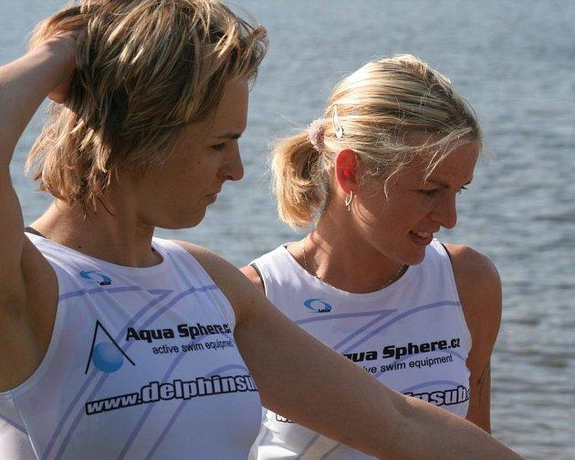 Kateřina a Ivana Loubkovy si vpodstatě  z každého závodu přivážejí nějaký úspěch, ať už jde o triatlon, duatlon, běh či cyklistiku.