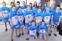 Výbornými výkony na 27. ročníku Cena TJ Bižuterie se prezentovali plavci z Plaveckého klubu Česká Lípa.