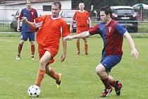 Spartak Dubice utrpěl další porážku. Ilustrační foto.