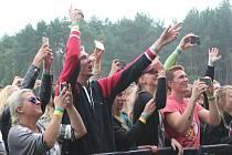 Fanoušci se už těší na své oblíbené hudební festivaly.