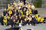 Tanečníky z českolipské skupiny Tutti Frutti si pro své květnové show v pražské O2 aréně vybral populární moderátor Leoš Mareš.