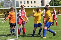 Okresní fotbal mládeže - ilustrační foto.