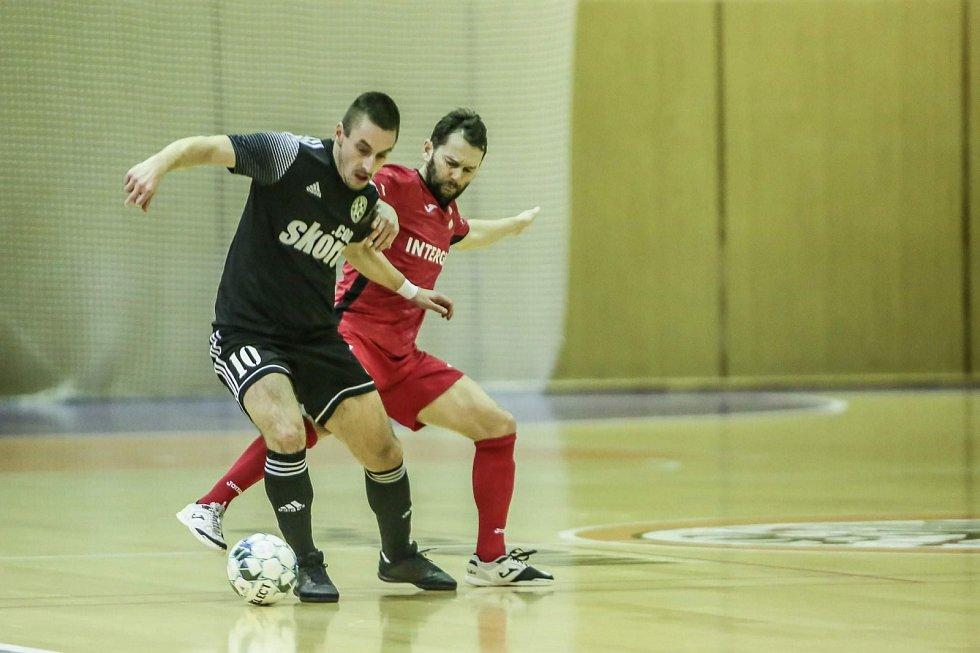 Martin Švec je také hráč futsalových Démonů.