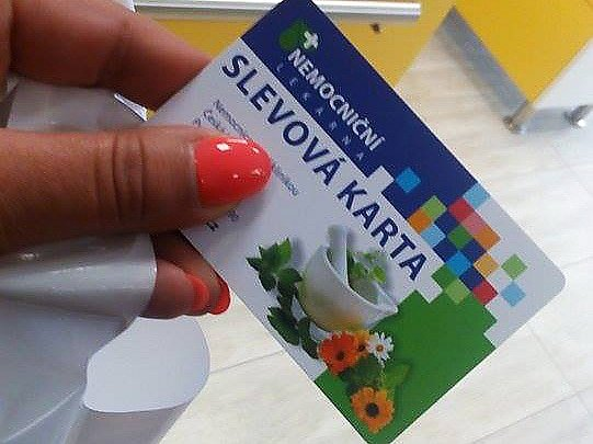 Věrnostní program připravila nově Nemocnice s poliklinikou v České Lípě pro zákazníky Centra zdraví, které sídlí přímo pod budovou nemocnice.