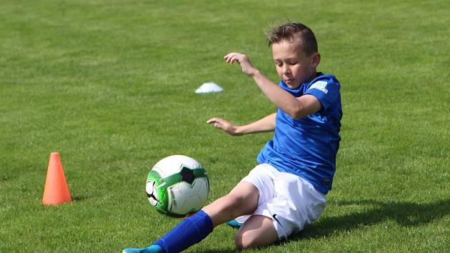 Jarní fotbalové odvety na všech frontách gradují. Nejinak tomu je i na Českolipsku