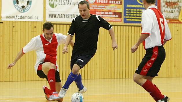 F.A. Zole Česká Lípa B - Slavia TU Liberec 1:16.