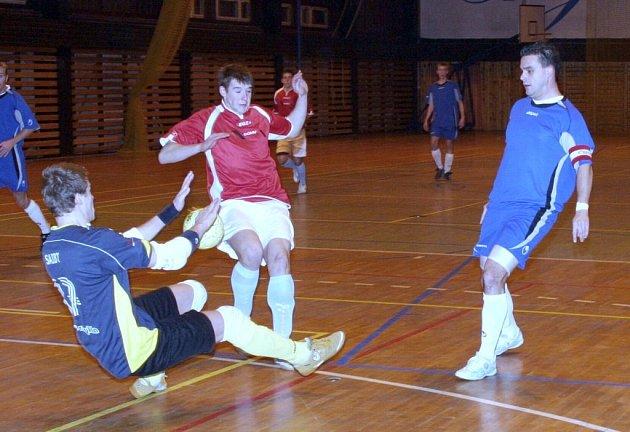 Divizní futsalisté českolipského FC Mapa možná nesestoupí.