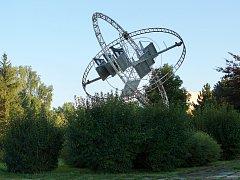 Meteorologická družice desítky let chátrá. Její budoucnost je nejistá.