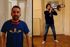 Z videa  Circus Brothers – Vjeržim, Quarantine Edition 2020.