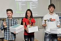 Slavnostně oceněni byli nejen první tři běžci 18. ročníku OBL Poháru Českolipského deníku.