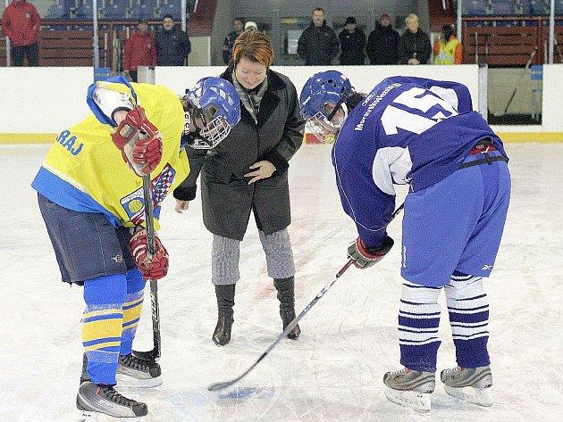 Sport není starostce Haně Moudré vůbec cizí. V lednu 2010 vhodila první buly hojekového turnaje Zimní olympiády dětí a mládeže 2010 v Libereckém kraji, který se hrál na českoipském stadionu.