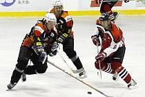 Českolipští hokejisté se rozešli v další přípravě s jabloneckým týmem smírně.
