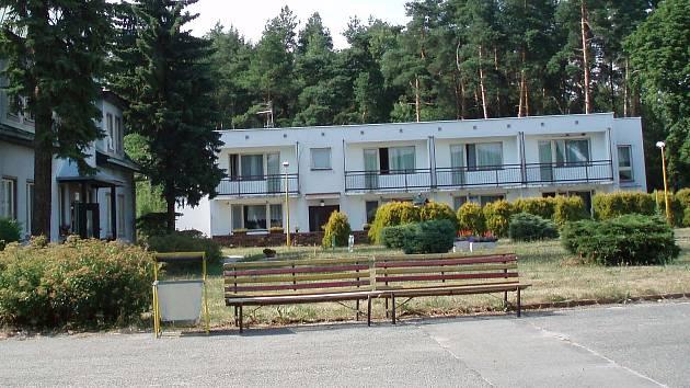 Domov Sluneční dvůr v Jestřebí, ilustrační foto.