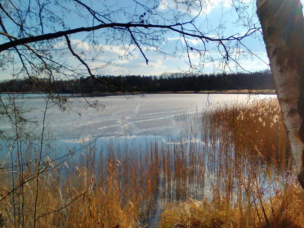 Procházka k Máchovu jezeru.