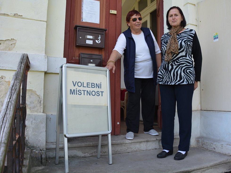 Eurovolby na Českolipsku.